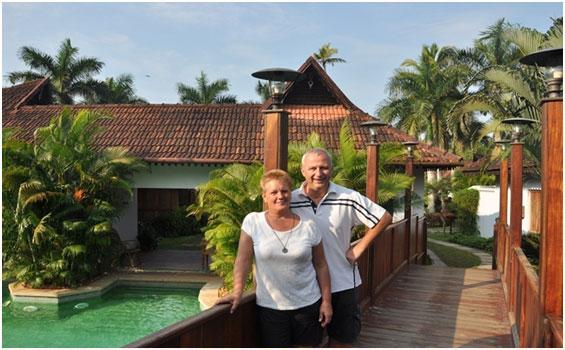 Besten Hotels Kerala Indien Strandhotels Ayurveda Hotels Beste