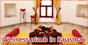 Wellnessurlaub in Rajasthan