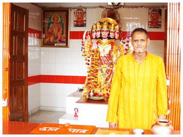asketischer hindu