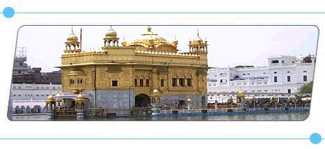 Golden Temple - Amritsar