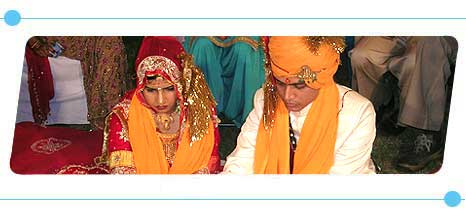 Indien Wedding